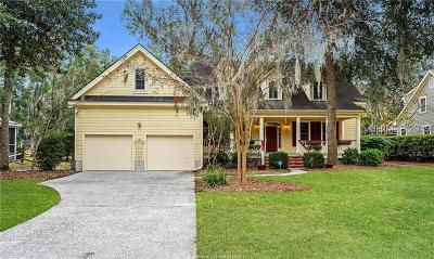 Beaufort Single Family Home For Sale: 22 Ridge Road