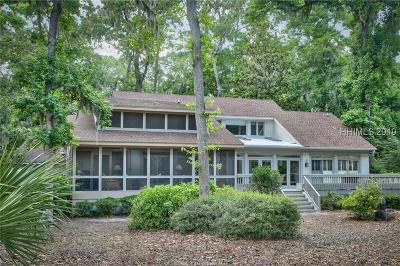 Daufuskie Island Single Family Home For Sale: 1142 Haig Point Road