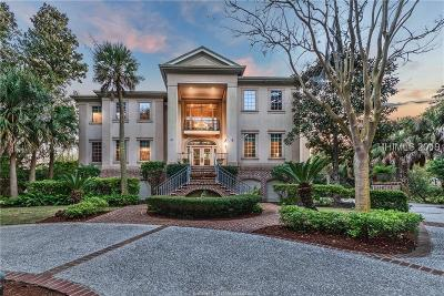 Hilton Head Island Single Family Home For Sale: 40 Millwright Drive