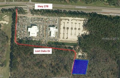 Bluffton Residential Lots & Land For Sale: Parcel 12d Lost Oaks Drive
