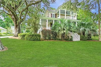 Beaufort Single Family Home For Sale: 28 Oak Pond Passage