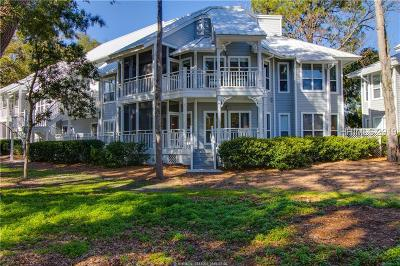 Hilton Head Island Condo/Townhouse For Sale: 19 Wimbledon Court #207
