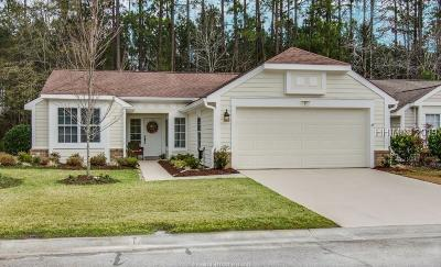 Bluffton Single Family Home For Sale: 27 Broughton Circle