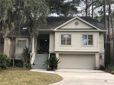Hilton Head Island Single Family Home For Sale: 62 Shell Ring Road
