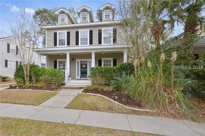 Bluffton Single Family Home For Sale: 69 Westbury Park Way