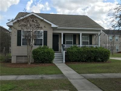 Single Family Home Sold: 45 Okatie Park Circle W