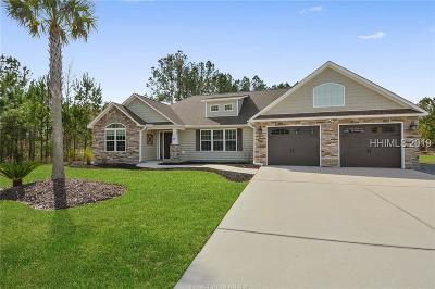 Single Family Home For Sale: 173 Wiregrass Way