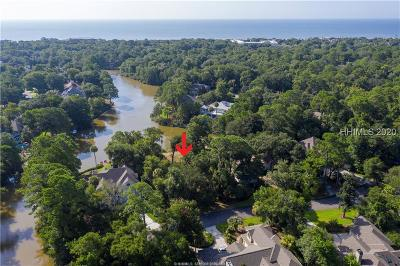 Hilton Head Island Residential Lots & Land For Sale: 3 S Shore Drive