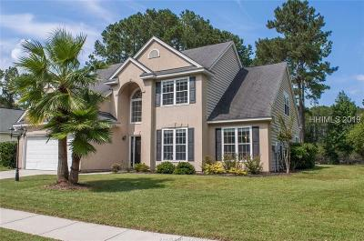 Bluffton Single Family Home For Sale: 180 Pinecrest Drive