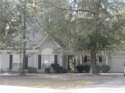 Beaufort Single Family Home For Sale: 2 Raymond Court