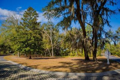 Hilton Head Island Residential Lots & Land For Sale: 15 Silver Oak Drive