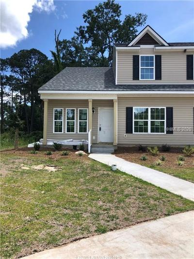 Beaufort Single Family Home For Sale: 251 Admiration Avenue