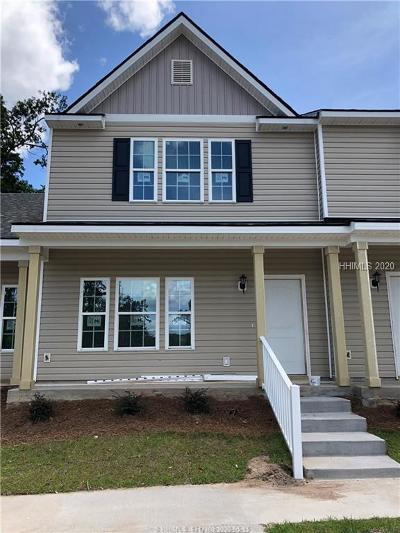 Beaufort Single Family Home For Sale: 255 Admiration Avenue