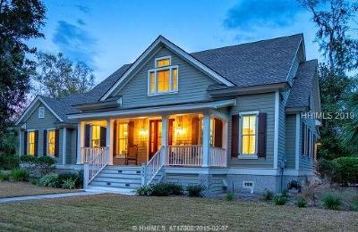 Beaufort Single Family Home For Sale: 305 Islands Avenue