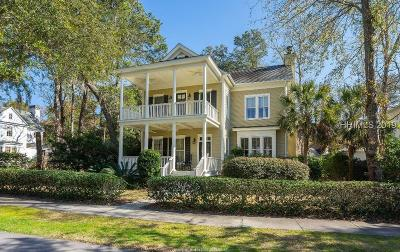 Beaufort Single Family Home For Sale: 115 South Park