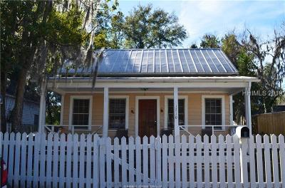 Beaufort Single Family Home For Sale: 1210 Congress Street