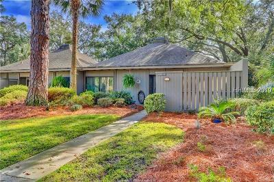 Hilton Head Island Condo/Townhouse For Sale: 13 Lawton Drive #68