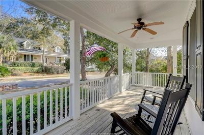 Beaufort Single Family Home For Sale: 28 Bostick Circle