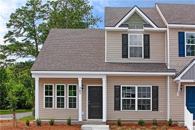 Beaufort Single Family Home For Sale: 265 Admiration Avenue
