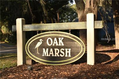 Hilton Head Island Residential Lots & Land For Sale: 2 Oak Marsh Drive