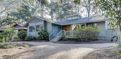 Hilton Head Island Single Family Home For Sale: 94 Forest Drive