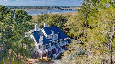 Beaufort Single Family Home For Sale: 7 Country Club Drive