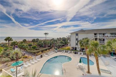 Beaufort County Condo/Townhouse For Sale: 4 N Forest Beach Drive #326