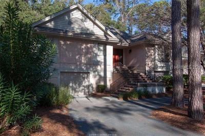 Hilton Head Island Single Family Home For Sale: 92 Shell Ring Road