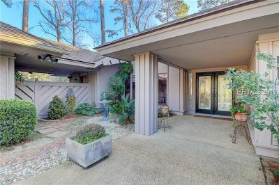 Hilton Head Island Single Family Home For Sale: 28 Towhee Road