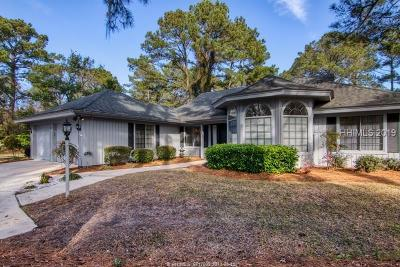 Hilton Head Island Single Family Home For Sale: 2 Flying King Court