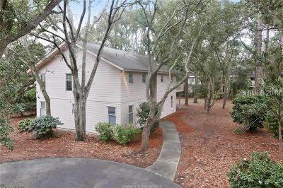 Hilton Head Island Single Family Home For Sale: 6 Heyward Place