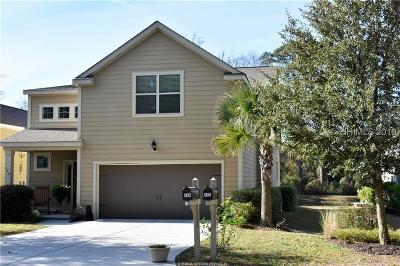 Hilton Head Island Single Family Home For Sale: 104 Ocracoke Lane