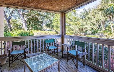 Hilton Head Island Condo/Townhouse For Sale: 137 Colonnade Road #137
