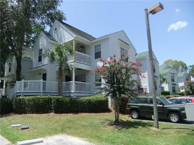Bluffton Condo/Townhouse For Sale: 22 Old South Court #22H