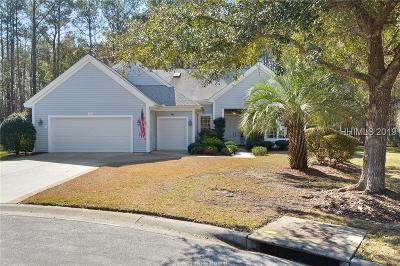 Bluffton Single Family Home For Sale: 3 Bolen Court