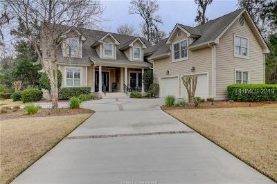 Beaufort County Single Family Home For Sale: 4 Walkers Court