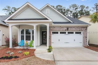 Bluffton Single Family Home For Sale: 65 Fording Court