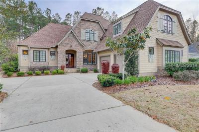 Hampton Lake Single Family Home For Sale: 313 Hampton Lake Drive