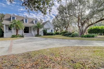 Bluffton SC Single Family Home For Sale: $749,000