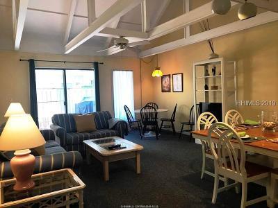 Hilton Head Island Condo/Townhouse For Sale: 45 Queens Folly Road #512