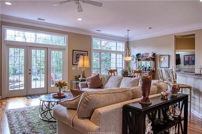 Bluffton Single Family Home For Sale: 3 Reston Place