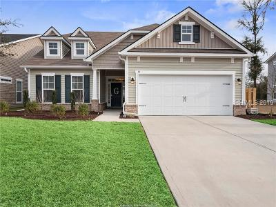 Beaufort County Single Family Home For Sale: 91 Sago Palm Drive