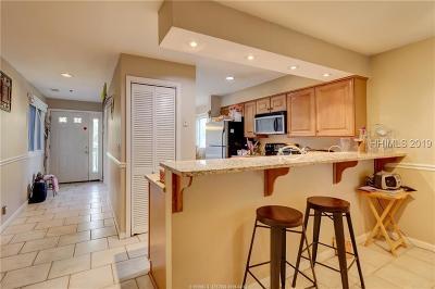 Hilton Head Island Condo/Townhouse For Sale: 50 Yacht Cove Drive #220