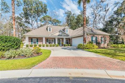 Bluffton Single Family Home For Sale: 2 Bay Club Court