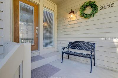 Hilton Head Island Condo/Townhouse For Sale: 8 Spartina Court #2638