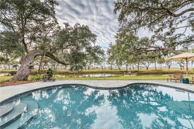 Hilton Head Island Single Family Home For Sale: 67 Baynard Park Road