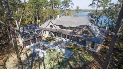 Palmetto Bluff Single Family Home For Sale: 36 Hopes Neck Drive