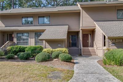 Hilton Head Island Condo/Townhouse For Sale: 2535 Gleneagle Lane #2535