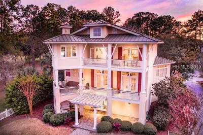 Hilton Head Island Single Family Home For Sale: 29 Percheron Lane