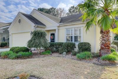 Bluffton Single Family Home For Sale: 91 Holly Ribbons Circle